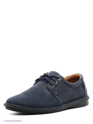 Ботинки Shoiberg. Цвет: темно-синий