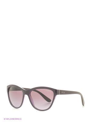 Солнцезащитные очки Vogue. Цвет: фиолетовый