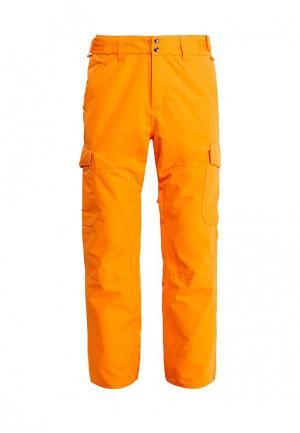 Брюки горнолыжные Billabong. Цвет: оранжевый