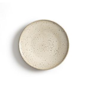4 тарелки десертные из керамики, Olazhi AM.PM.. Цвет: серо-бежевый