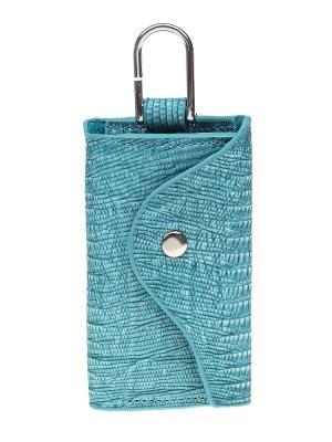 Ключница Bags Garden. Цвет: голубой