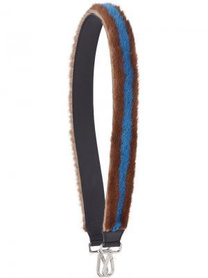 Strap You shoulder Fendi. Цвет: коричневый