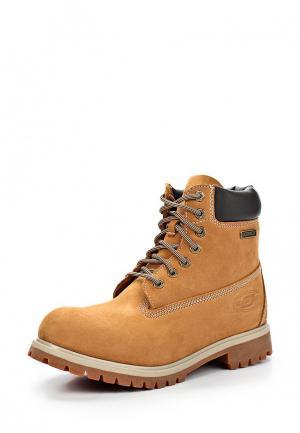 Ботинки Skechers. Цвет: желтый