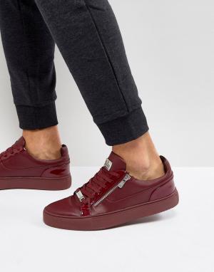 Glorious Gangsta Красные кроссовки London. Цвет: красный