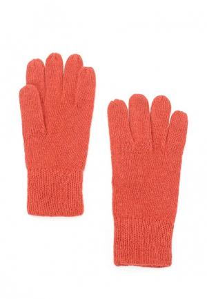 Перчатки Venera. Цвет: оранжевый