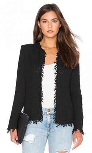 Куртка shavani IRO. Цвет: черный