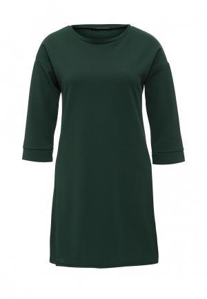 Платье Aurora Firenze. Цвет: зеленый