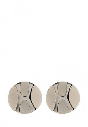 Серьги Art-Silver. Цвет: белый