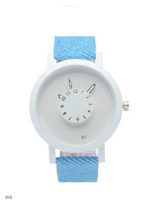 Часы 1Azaliya. Цвет: голубой