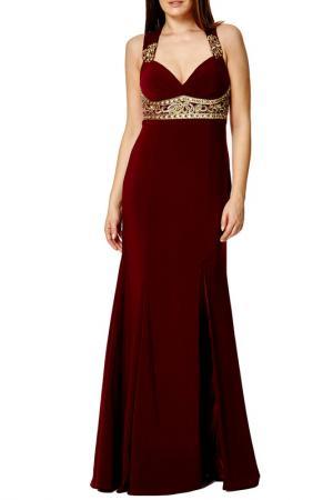 Dress Dynasty. Цвет: burgundy