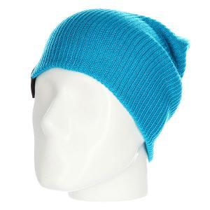 Шапка носок  All Day Biruza Les. Цвет: голубой