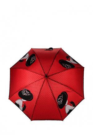 Зонт-трость Flioraj. Цвет: разноцветный