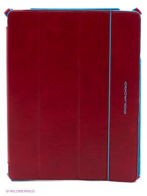Чехол для iPad 2 PIQUADRO. Цвет: красный