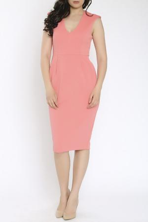 Платье Bellissima. Цвет: розовый