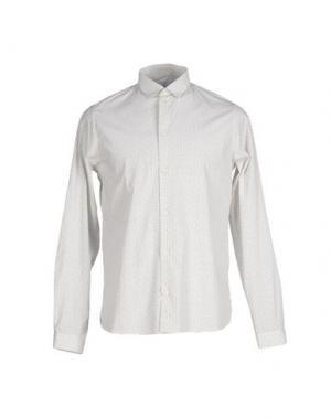 Pубашка APRIL 77. Цвет: белый