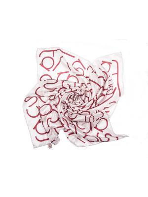 Платок Frija. Цвет: лиловый, кремовый