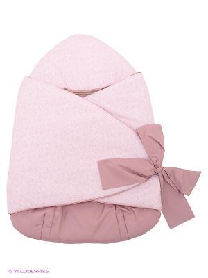 Конверт Демисезон Caramella RETAGGIO. Цвет: розовый, лиловый