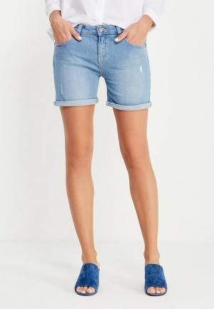 Шорты джинсовые Motivi. Цвет: голубой