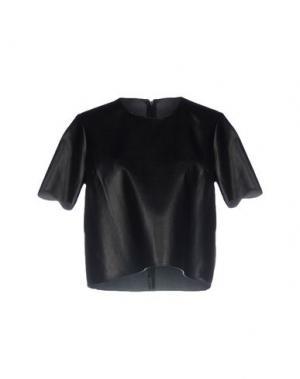 Блузка TWELVE-T. Цвет: черный