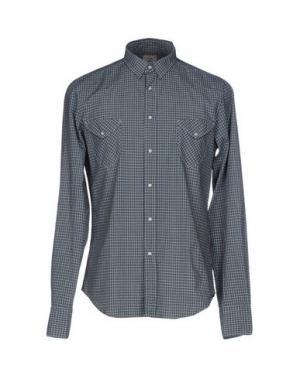Pубашка COAST WEBER & AHAUS. Цвет: темно-синий