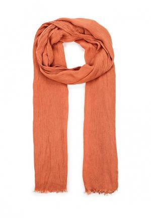 Палантин Venera. Цвет: оранжевый