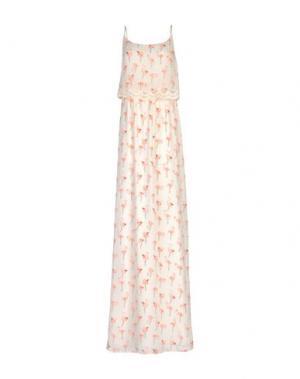 Длинное платье DRY LAKE.. Цвет: слоновая кость