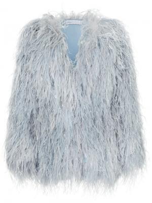 Пальто Lady Bird Alice Mccall. Цвет: синий