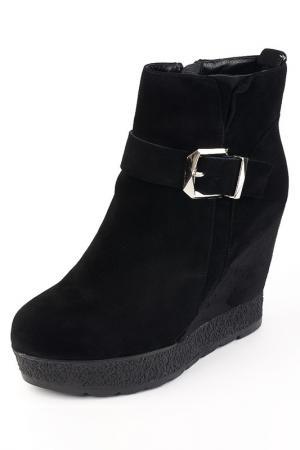 Ботинки Riccorona. Цвет: черный