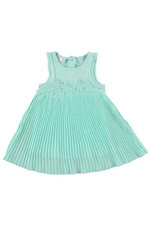 Платье IDO. Цвет: голубой