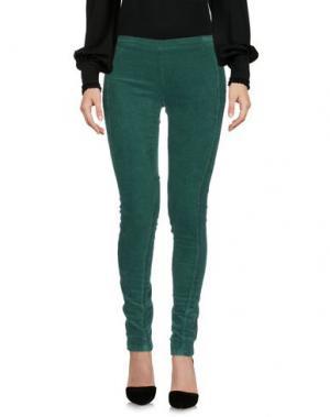 Повседневные брюки SOUVENIR. Цвет: зеленый