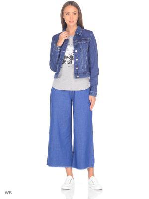 Куртка Oltre. Цвет: темно-синий