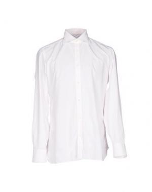 Pубашка GIAMPAOLO. Цвет: светло-розовый