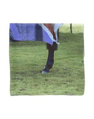 Платок PAUL SMITH. Цвет: зеленый-милитари