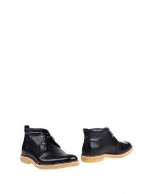 Полусапоги и высокие ботинки ROYAL REPUBLIQ. Цвет: черный