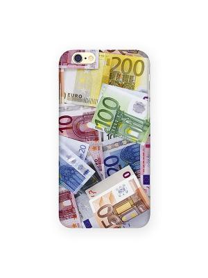 Чехол для IPhone 6 Евро Mitya Veselkov. Цвет: голубой, красный