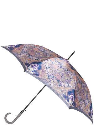 Зонт Eleganzza. Цвет: синий, лиловый, темно-бежевый