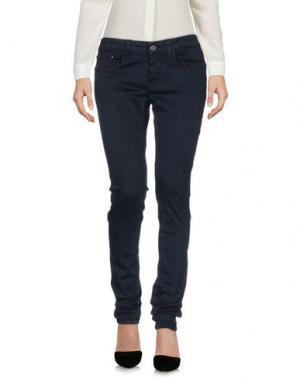 Повседневные брюки COSTUME NEMUTSO. Цвет: темно-синий