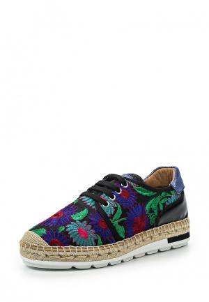 Ботинки Kanna. Цвет: разноцветный