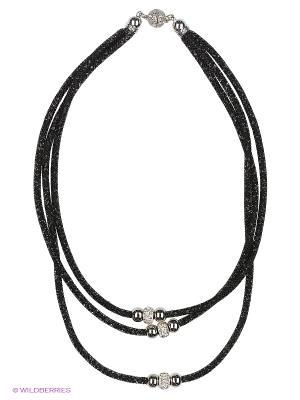 Колье Lovely Jewelry. Цвет: черный