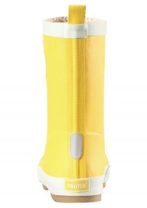 Сапоги Reima. Цвет: желтый (желтый)
