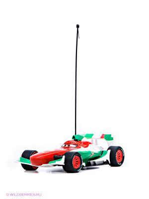 Машина Франческо Dickie. Цвет: белый, зеленый, красный