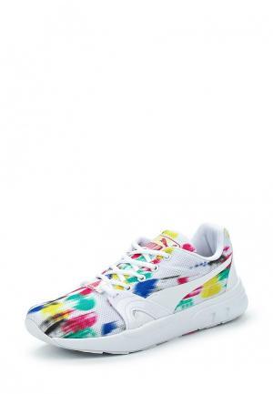 Кроссовки Puma. Цвет: разноцветный