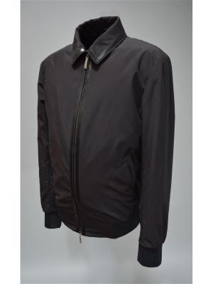 Куртка Bos Bison. Цвет: темно-коричневый
