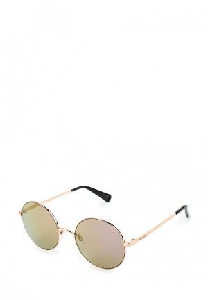 Очки солнцезащитные Max&Co. Цвет: золотой