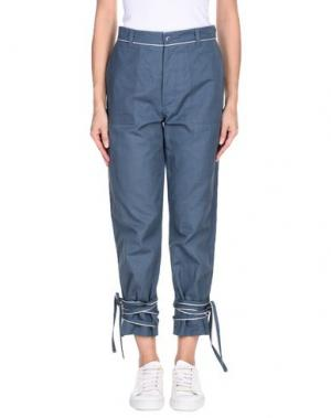 Повседневные брюки BOY by BAND OF OUTSIDERS. Цвет: грифельно-синий