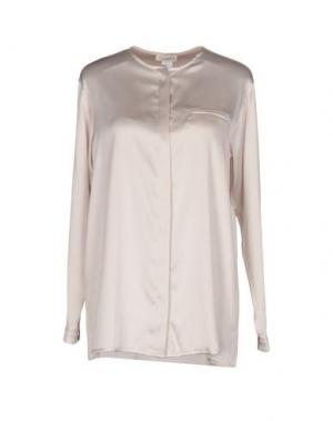 Pубашка BRUNO MANETTI. Цвет: бежевый