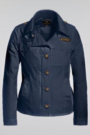 Куртка Goldbergh. Цвет: синий