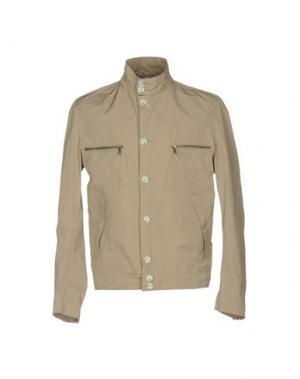 Куртка J.W. TABACCHI. Цвет: бежевый