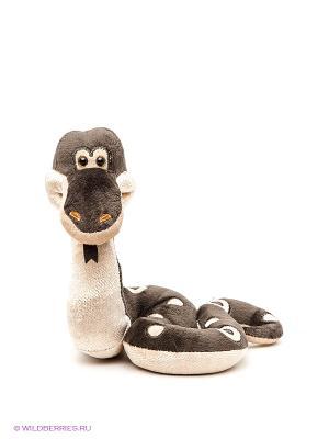 Мягкая игрушка Змей Платон ORANGE. Цвет: серо-коричневый