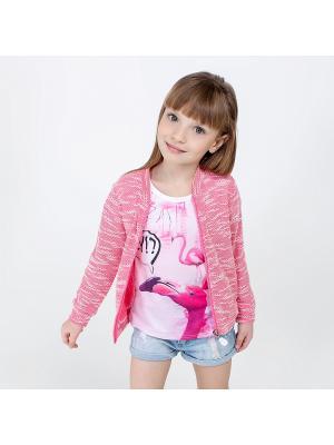 Жакет ACOOLA. Цвет: розовый